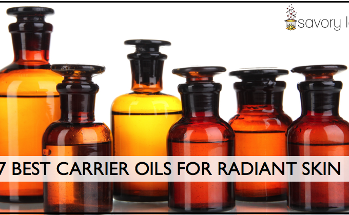 7 Best Carrier Oils for Radiant Skin
