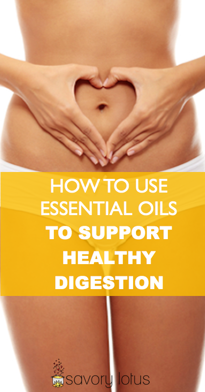 digestive issues, essential oils, gas, bloating, digestive system