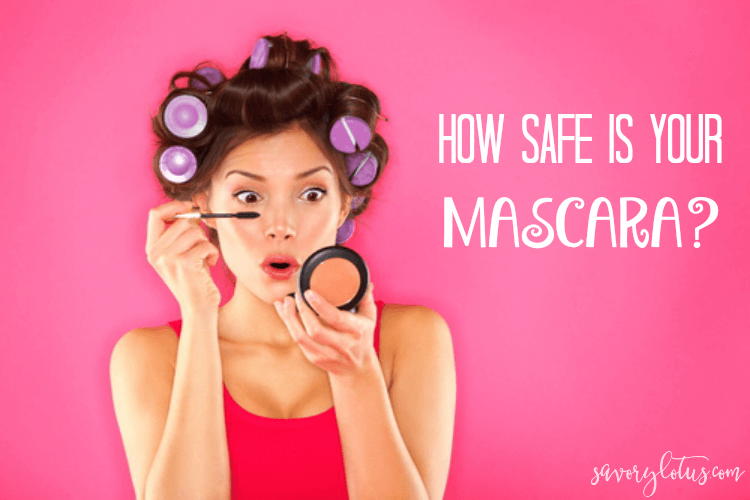 How Safe is Your Mascara | www.savorylotus.com