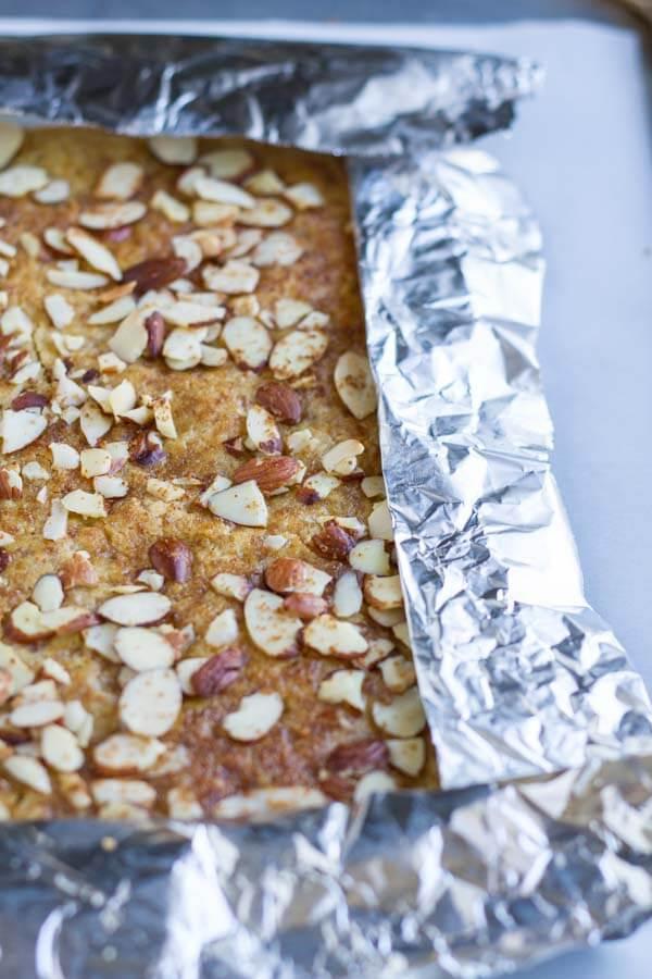 Simple Cherry Tart (gluten free) ~~~ www.savorylotus.com