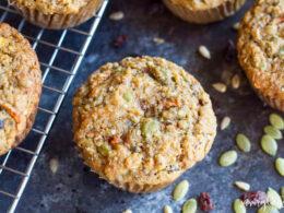 Loaded Breakfast Muffins Gluten Free And Paleo Savory Lotus