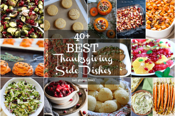 40 + Best Thanksgiving Side Dishes