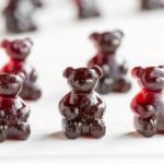 Immune Boosting Elderberry Gummy Bears | www.savorylotus.com