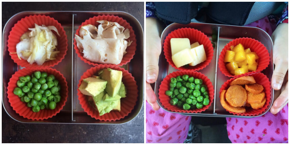 Ways to Use Less Plastic in the Kitchen - lunch bots