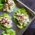 Cranberry Apple Chicken Salad --- www.savorylotus.com