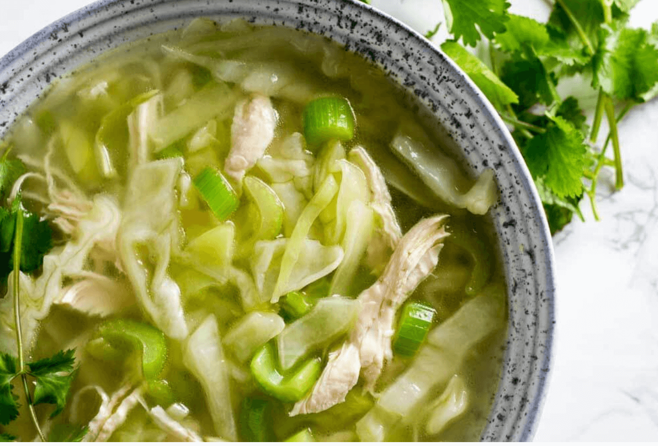 30 Easy Whole30 Soup Recipes | detox cabbage soup