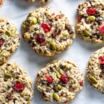 Loaded Breakfast Cookies (gluten free, paleo, and vegan) ~ www.savorylotus.com