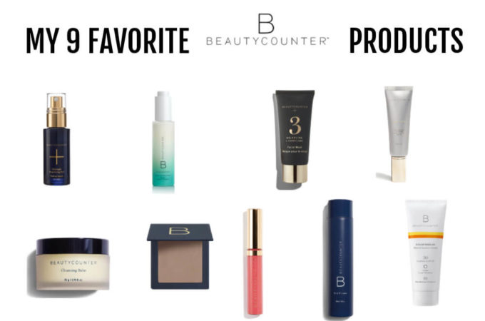 My 9 Favorite Beautycounter Products
