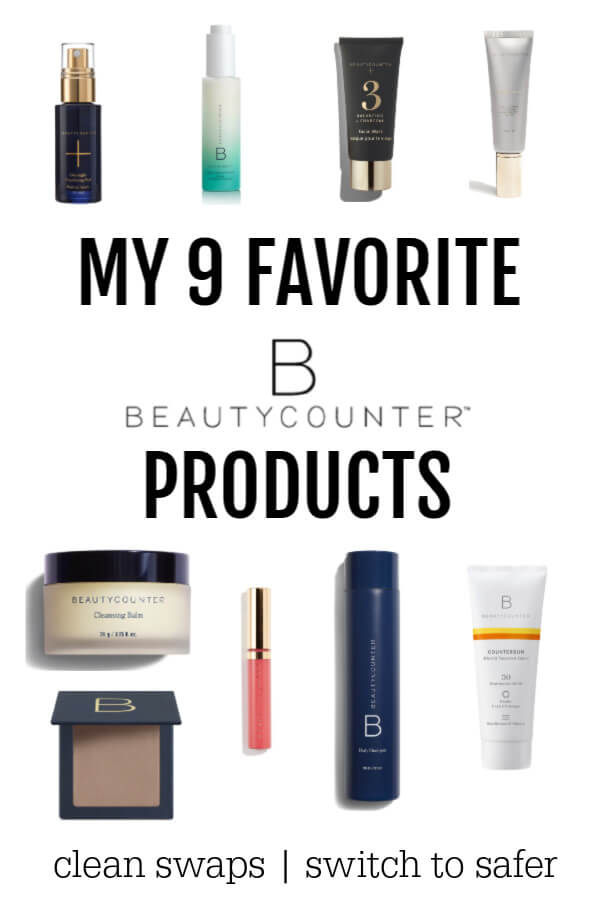 My 9 Favorite Beautycounter Products - www.savorylotus.com