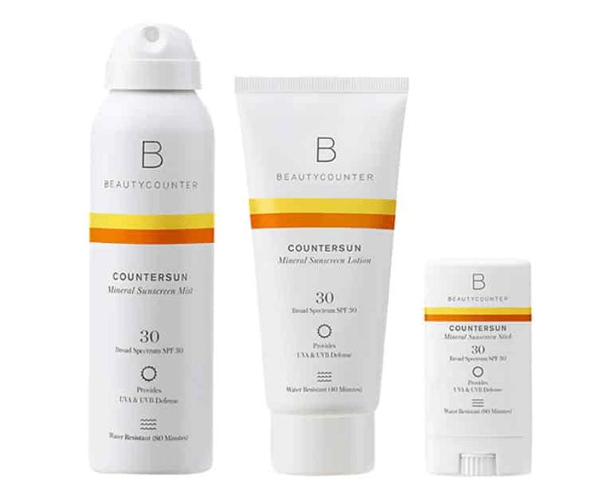 beautycounter sunscreen