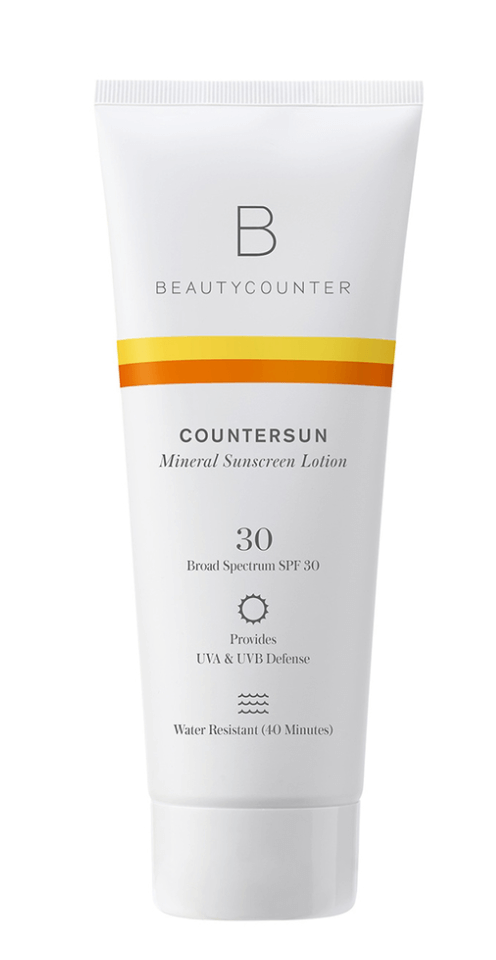 beautycounter mineral sunscreen