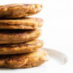 Fluffy Sweet Potato Pancakes (gluten free and paleo) | www.savorylotus.com